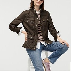 Jcrew Downtown Field Jacket